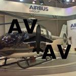 Airbus Helicopters представит на ЕВАСЕ EC135 Hermès