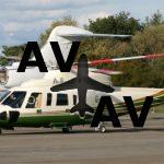 Большие вертолеты на корпоративной службе